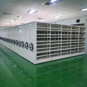 台灣新型移動櫃,無軌道設計-客戶實績(三)